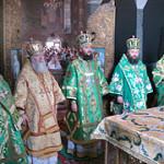 В Лавре почтили память преподобного Антония