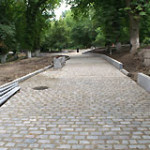 Восстановительные работы в Лавре проводятся на профессиональном уровне