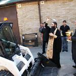 Киево-Печерский монастырь получил в дар очистительную технику