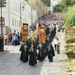 Свято-Успенская Киево-Печерская Лавра отметила престольный праздник