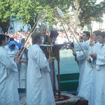 Праздник Преображения Господня в Киево-Печерской Лавре