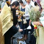 Состоялось открытие ежегодной Всеукраинской выставки-ярмарки «Медовый спас»