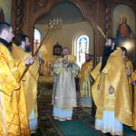 Архієпископ Павел звершив Божественну Літургію в Петропавлівському храмі в Карлових Варах (Чехія)