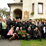 Престольный праздник во Вячеславо-Людмилинском монастыре (Чехия) возглавил архиепископ Павел
