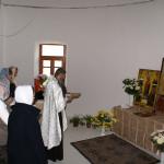 Храм в честь иконы Божией Матери «Всех скорбящих Радость» отметил престольный праздник