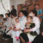 Воспитанники детского дома получили рождественские подарки от Лавры