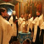 Братия Киево-Печерской Лавры молилась о своих благотворителях