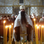 Братия Лавры молилась о упокоении приснопоминаемого Патриарха Алексия II