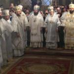 Рождественские праздники в Свято-Успенской Киево-Печерской Лавре