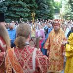 В Киево-Печерской Лавре почтили память Митрополита Владимира (Богоявленского)