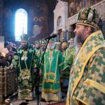 В Лавре почтили память Собора преподобных отцов Киево-Печерских