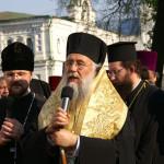 Православный Киев встретил мощи святителя Спиридона Тримифунтского