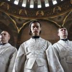В Великую Субботу в Лавре совершены священническая и диаконская хиротонии