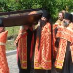 В Лавре почтили память обретения мощей священномученика Владимира (Богоявленского)