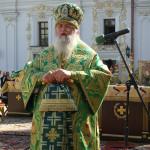 Престольный праздник в Киево-Печерской Лавре