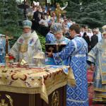 Епархиальные архиереи и верующие поздравили Предстоятеля УПЦ c 43-й годовщиной архиерейской хиротонии
