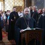 Молитвенно почтили память основателя Киево-Печерского монастыря