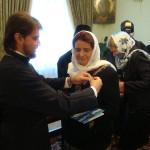 Предстоятель УПЦ наградил братию Лавры церковными орденами