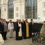 В Киево-Печерской Лавре почтили память Петра Столыпина