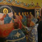 Состоялось освящение восстановленного лаврского храма