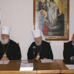В Лавре начала работу международная конференция «Патриарший визит в Украину: отвечая на вызовы времени»