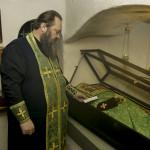 Алла Пугачева молилась в Ближних пещерах
