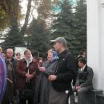 Инвалиды Белорусского общества глухих совершили паломничество в Лавру