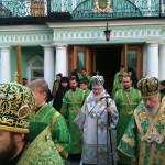 Наместник Киево-Печерской Лавры принял участие в торжествах в Троице-Сергиевой Лавре