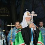 Святейший Патриарх Кирилл прибыл в Лавру
