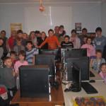 Детям-сиротам передана в дар компьютерная техника