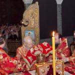 В Лавре отметили 19-ю годовщину обретения мощей священномученика Владимира (Богоявленского)