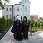 Митрополит Павел принял участие в праздновании Собора Уманско-Звенигородских новомучеников и исповедников