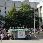 Митрополит Павел благословил первокурсников Национального технического университета Украины «КПИ»