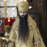 Наместник Лавры возглавил богослужение в Неделю 23-ю по Пятидесятнице