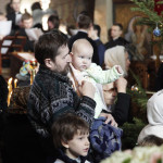 Родившийся ныне Господь наш и Бог есть Любовь
