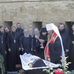 Archimandrite Longin (Chernukha) tragically died