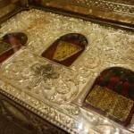 Ковчег с Дарами волхвов прибыл в Лавру