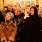 В Лавре молитвенно встретили 2014 год от Рождества Христова