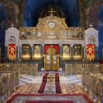 Завершено роботу з реставрації ікон Трапезної церкви
