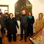 В Национальном Киево-Печерском заповеднике открылась выставка «Необъятный Свет Воскресения»