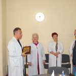 Состоялась встреча с руководством больницы «ОХМАТДЕТ»