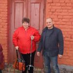 Положено начало общению с чернобыльской организацией столицы