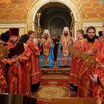 В Киево-Печерской Лавре совершили молебен о мире в Украине