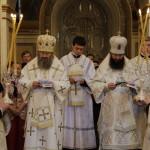 Заупокойное моление в Троицкую родительскую субботу