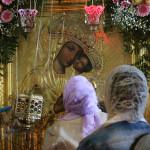 Наместник Лавры возглавил празднование Корецкой чудотворной иконе «Споручница грешных»