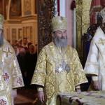 Союзом любве апостолы Твоя связавый, Христе…