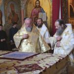 Проповедание Апостол и догматы отец запечатлеша едину веру Церкве