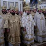 Всесвященный Апостолов праздник настал в Церкви Христовой