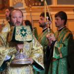 Просветися днесь преславно храм Богоматере, прием своего служителя преподобнаго