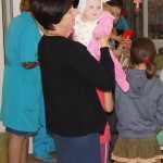 Братія Лаври відвідала маленьких пацієнтів лікарні «ОХМАТДИТ»